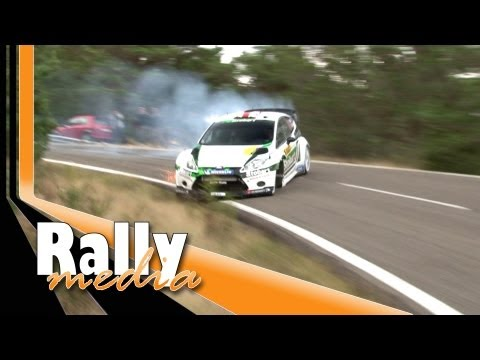 WRC Rally Catalunya 2011 (HD)