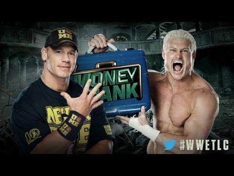 WWE 13 - TLC 2012 - John Cena vs. Dolph Ziggler (Money in the Bank Ladder Match) Predictions