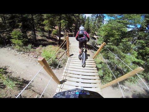 GoPro Awards: Big Bear MTB Crash