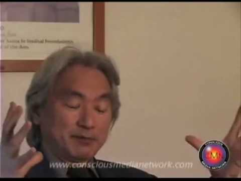 Michio Kaku on the Multiverse (Part 4 of 6) Interview with the Conscious Media Network