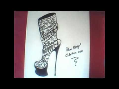 FD 2010-2011 Shoe Collections (Quick Sketches)