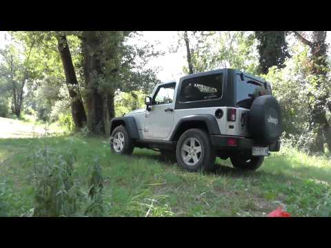 Jeep Wrangler Rubicon test off road da HDmagazine.it