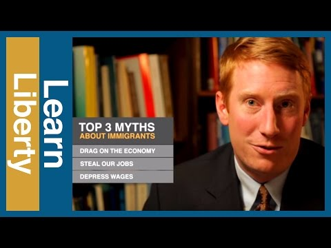 Top 3 Myths About Immigration