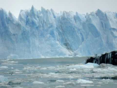 Perito Moreno Glacier, great rupture, tsunami