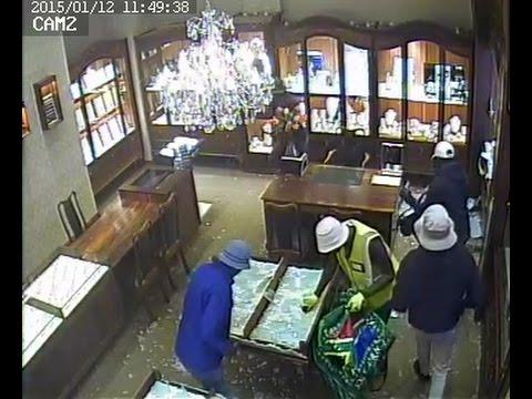 Harris & D'arcy Jewellery Store Robbery