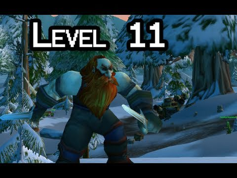 Let-s Play WoW with Nilesy - Level 11 (World of Warcraft gameplay)