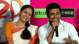 Watch Suriya & Jyothika Are Pairing Up In A Tamil Movie In 10 Months Red Pix tv Kollywood News 27/May/2015 online