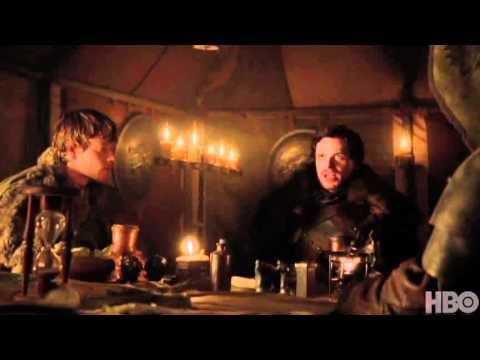 "Game of Thrones Season 2 Trailer: ""Price for our sins"""