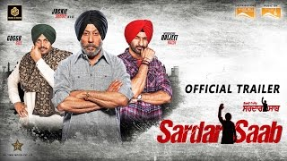 Sardar Saab | Official Trailer | Jackie Shroff, Guggu Gill, Daljeet Kalsi | Releasing 16th Dec 2016