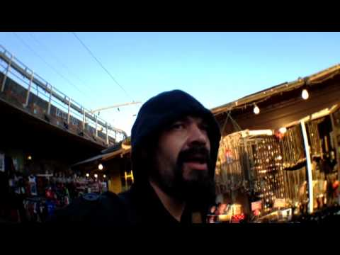 aarons vlog shopping in camden london 2