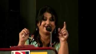 Watch Actress Sona Appears as a Female Political Don in Nee Romba Nallavan Da Red Pix tv Kollywood News 01/Mar/2015 online