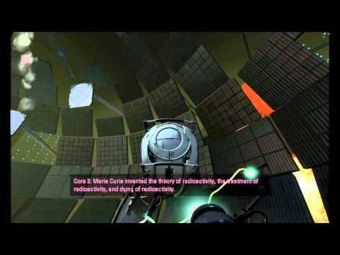 Portal 2 - Personality Core 02 Fact Core