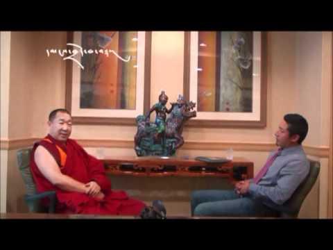 (Tibetan public talk mtkdusa 2011) Interview with Legthang Tenzin Gyatso Part 7