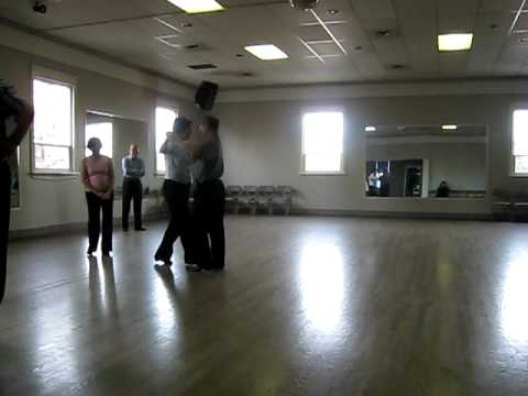 6 of 16. Slow Waltz Class - Composition - Routine