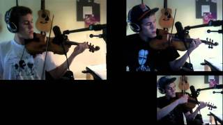 Swedish House Mafia - Save The World (VIOLIN COVER) - Peter Lee Johnson