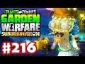 Plants vs. Zombies: Garden Warfare - Gameplay Walkthrough Part 216 - Royal Physicist! (PC)