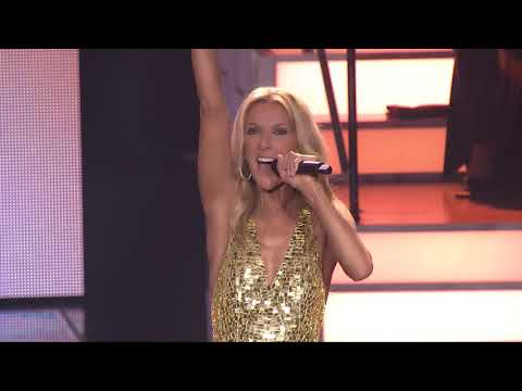 Céline Dion – Flying On My Own Live from Las Vegas