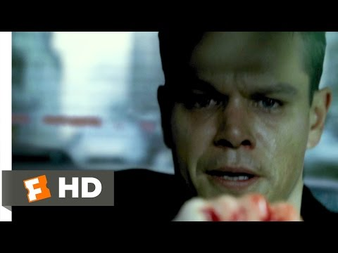 The Bourne Supremacy (8/9) Movie CLIP - Car ... poster