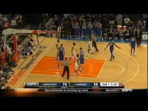 Anthony Davis Highlights 2011-2012