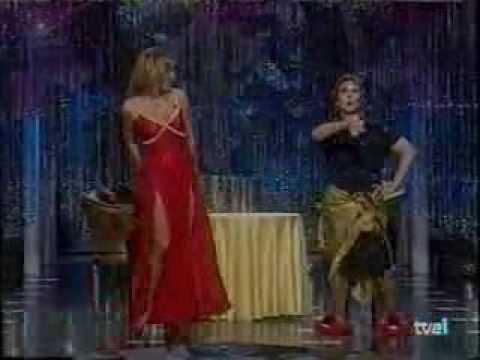 Dame Coco Dario - Lina Morgan y Ana Obregón