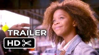 Annie Official Trailer (2014) - Jamie Foxx, Quvenzhane Wallis Movie HD