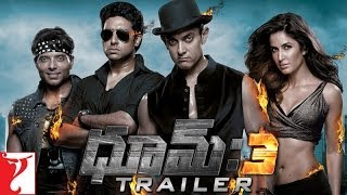 DHOOM:3 Trailer