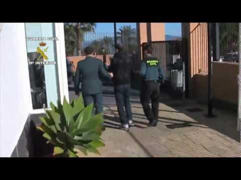 OPERACIÓN KARIM. La Guardia Civil detiene en Málaga a un narcotraficante que suministraba hachís a la camorra napolitana