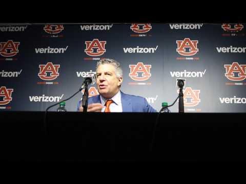 Auburn vs Missouri Press Conference 2017