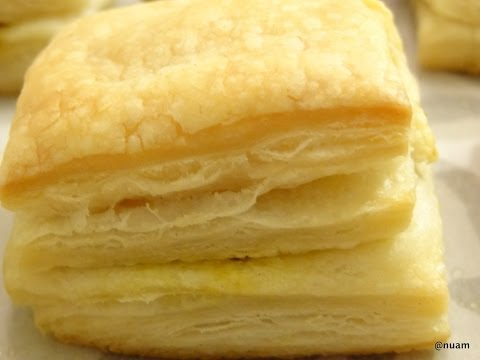 How to :Puff Pastry Recipe