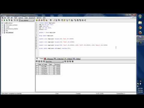 SELENIUM TRAINING TUTORIAL - DATABASE TESTING TUTORIAL 1 | FREE SELENIUM TUTORIAL DEMO ONLINE