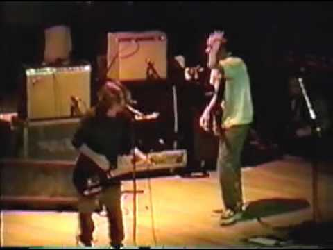 Pearl Jam Constitution Hall, Washington, DC, USA (15-01-1995) Parte 1