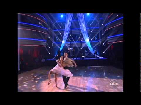 Tristan MacManus and Peta Murgatroyd - Rumba, Dancing With the Stars Season 14 Results Show