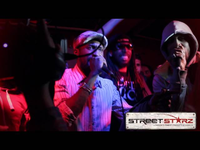 Street Starz TV: Lord Of The Mics 3 Launch Party [ streetstarztv.co.uk ]