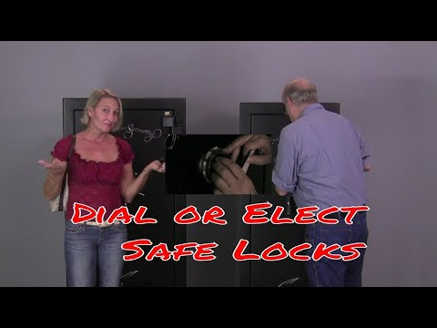 Dial vs. Elect / Digital Safe Locks