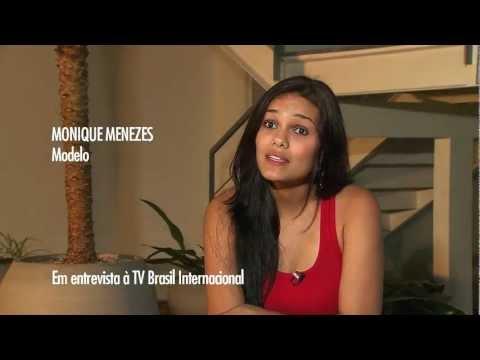 Depoimento Monique Menezes - modelo brasileira