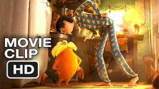 Dr. Seuss' The Lorax Movie CLIP - What Are You Doing Here? (2012) Movie HD