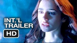 The Mortal Instruments: City of Bones Official Int.'l Trailer (2013) - Lily Collins Movie HD