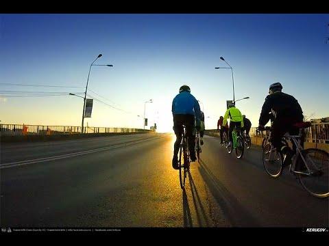 VIDEOCLIP Prima iesire cu bicicleta in 2020 - 1 ianuarie 2020 [VIDEO]