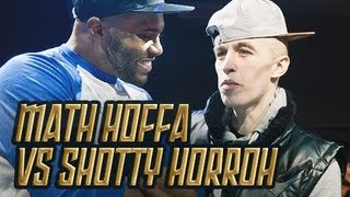 DON'T FLOP:  Math Hoffa Vs Shotty Horroh