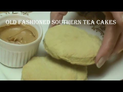 Cooking From Scratch:  Old Fashioned Southern Tea Cakes