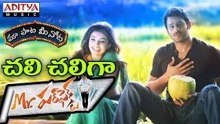 Chali Chaliga Full Song With Telugu Lyrics | Mr Perfect