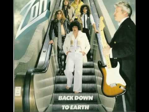 ZON - Back Down to Earth (Title-track)