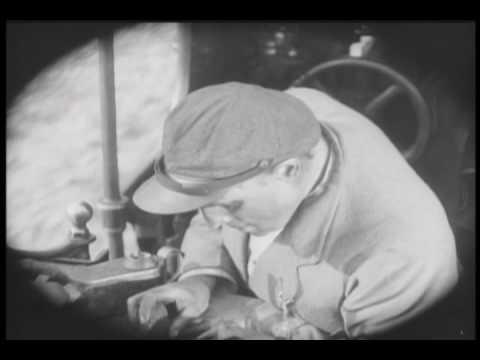 Kristin Thompson on La roue (1922, dir. Abel Gance)