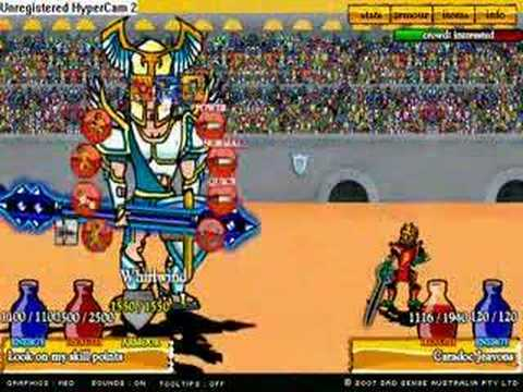 Swords And Sandals 2 Hacked Full Version Free