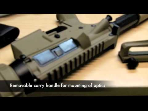 The Most Affordable M4 Available - G&G CM16 M4 Carbine (HD) - Redwolf Airsoft - RWTV