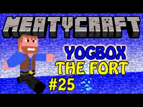 Meatycraft yogbox |The Fort| 25
