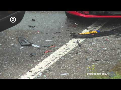 شاهد بالفيديو : حادث سير في هولندا بين 150 سيارة يتسبب بوفاة شخصين و السبب الضباب الكثيف