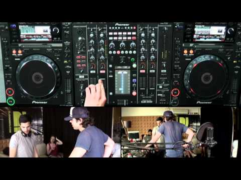 AN21 &amp; Max Vangeli - Part 3 of 4 - DJsounds Show 2011