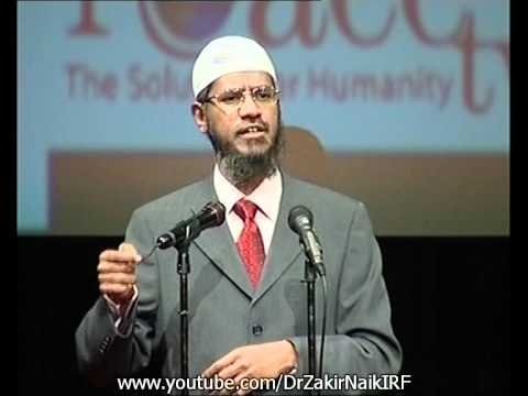 New Exclusive Dr Zakir Naik Islam The Middle Path [1/4]