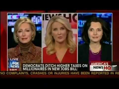 Margie Omero on FNC's Americas News HQ 11-05-2011